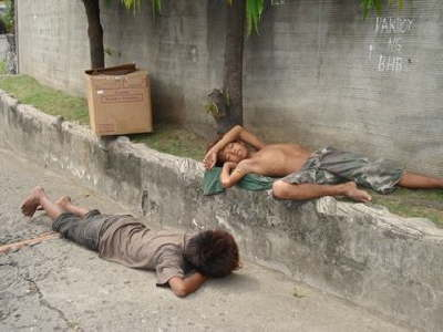 5,000 kids live on the streets in Davao